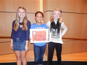 2015 Safety Kids Poster Contest Winners